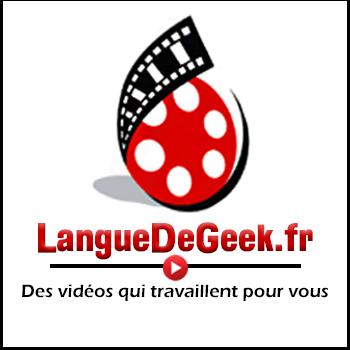 LANGUE DE GEEK